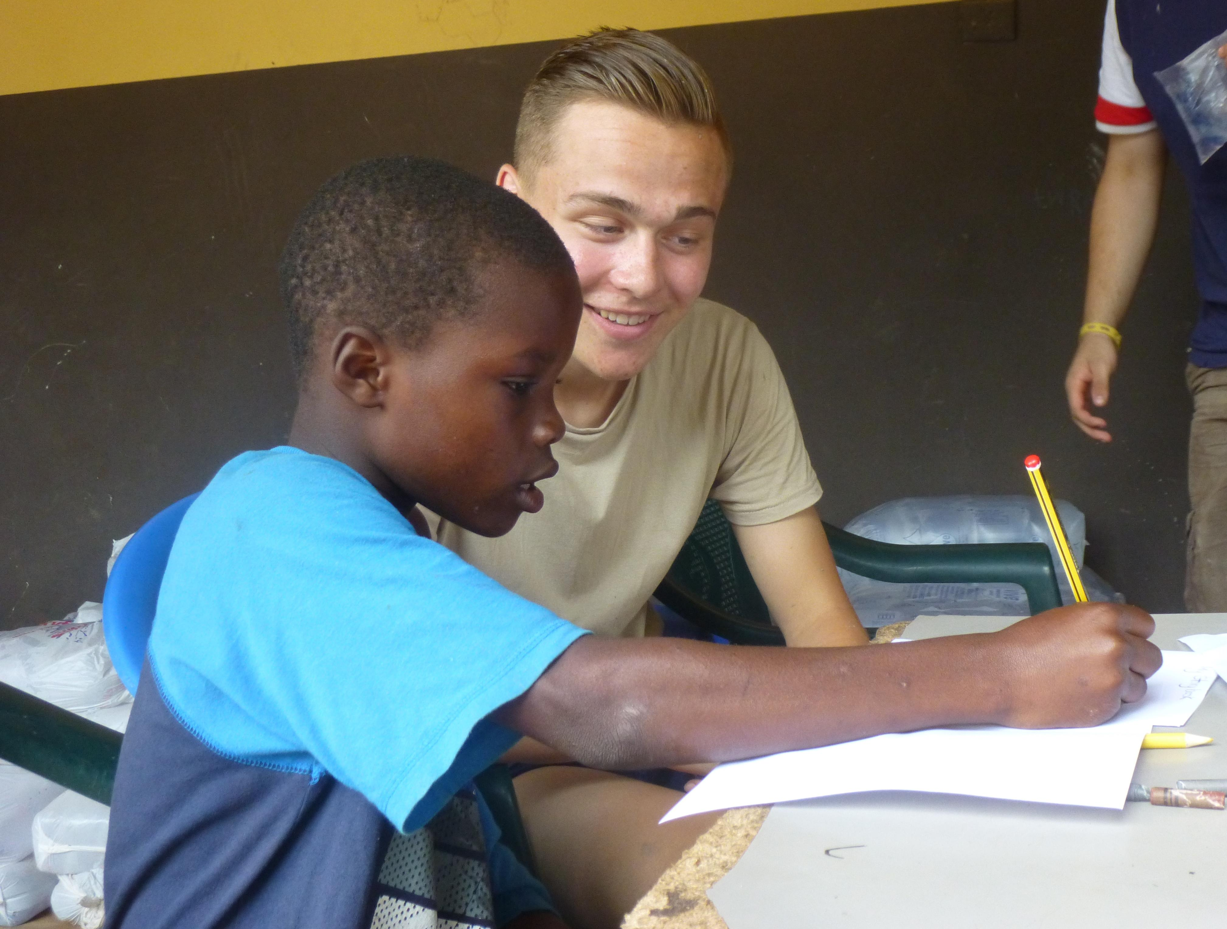 Volunteer to Teach in Africa | Projects Abroad